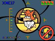 Spy Fox In The N.O.G. Security Camera