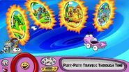 Putt-Putt Travels Through Time PC Playthrough - Back To The Future 4