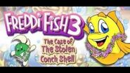 A SOMEWHAT WALKTHROUGH OF FREDDI FISH 3 THE CASE OF THE STOLEN CONCH SHELL