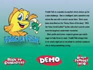 HE Catalog Freddi Fish Screen (1999-2001)