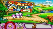 Putt-Putt Joins the Circus PC Playthrough - Do You Want A Balloon