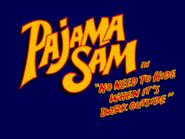 Pajama Sam PC-title