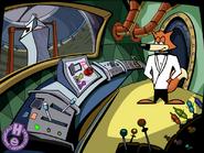 SPY Fox Wallpaper 1