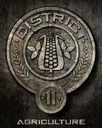 District 11 Sceau