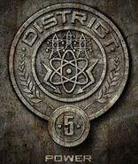 District 5 Sceau