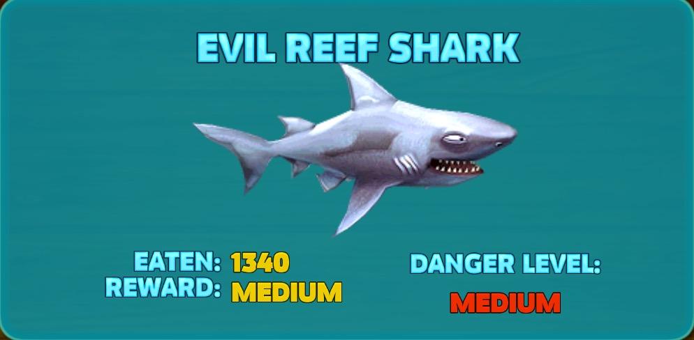Evil Reef Shark