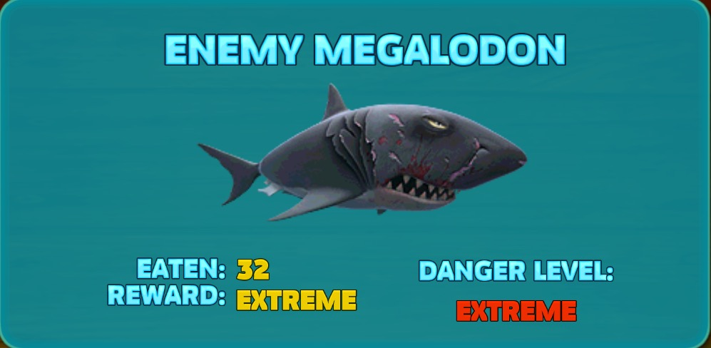 Enemy Megalodon