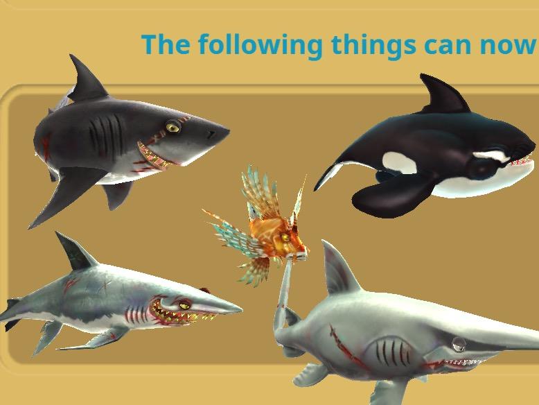 Evil L Sharks