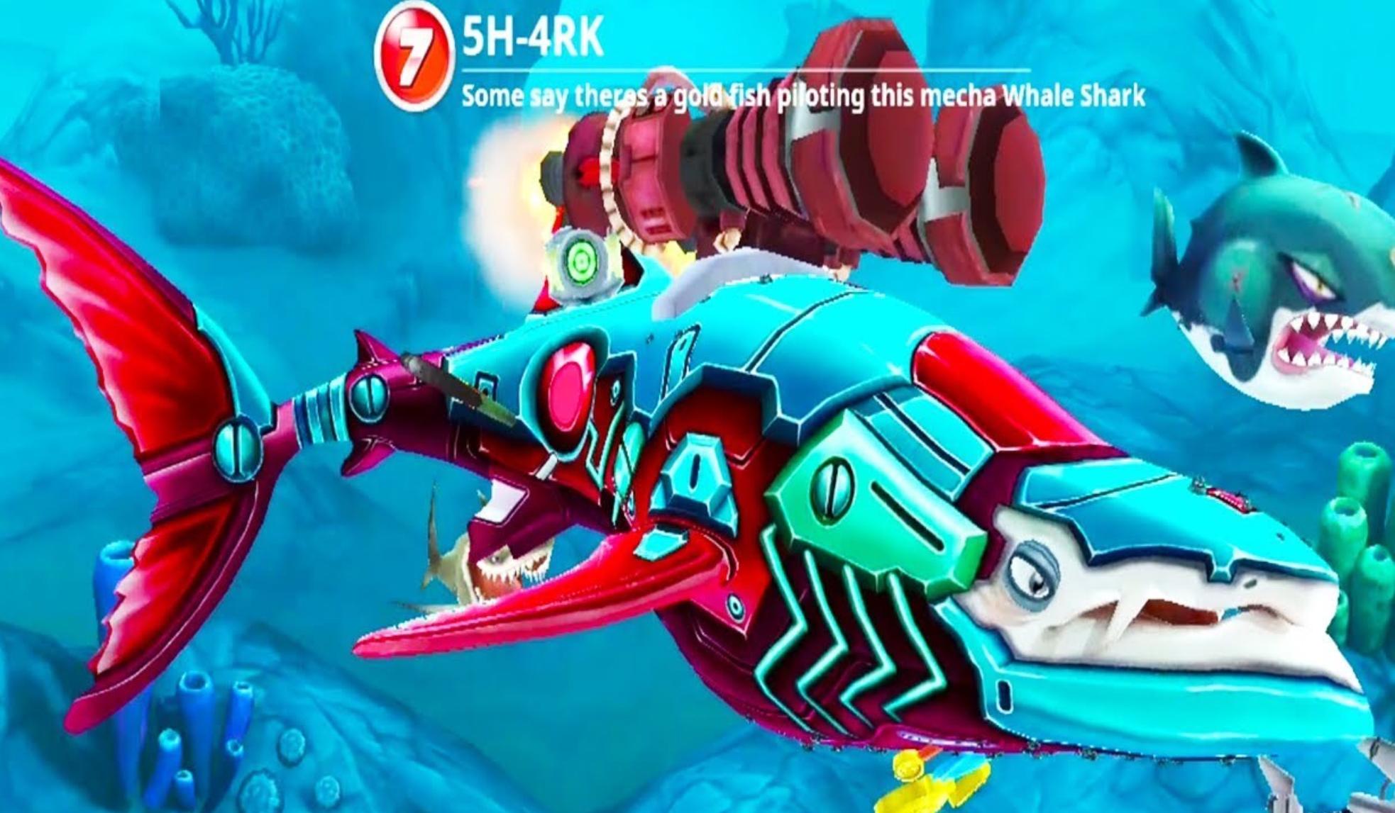 HSW Shark Skins