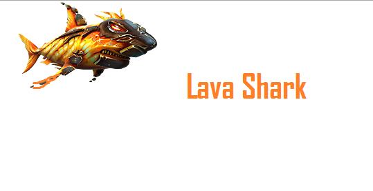 Lava Shark
