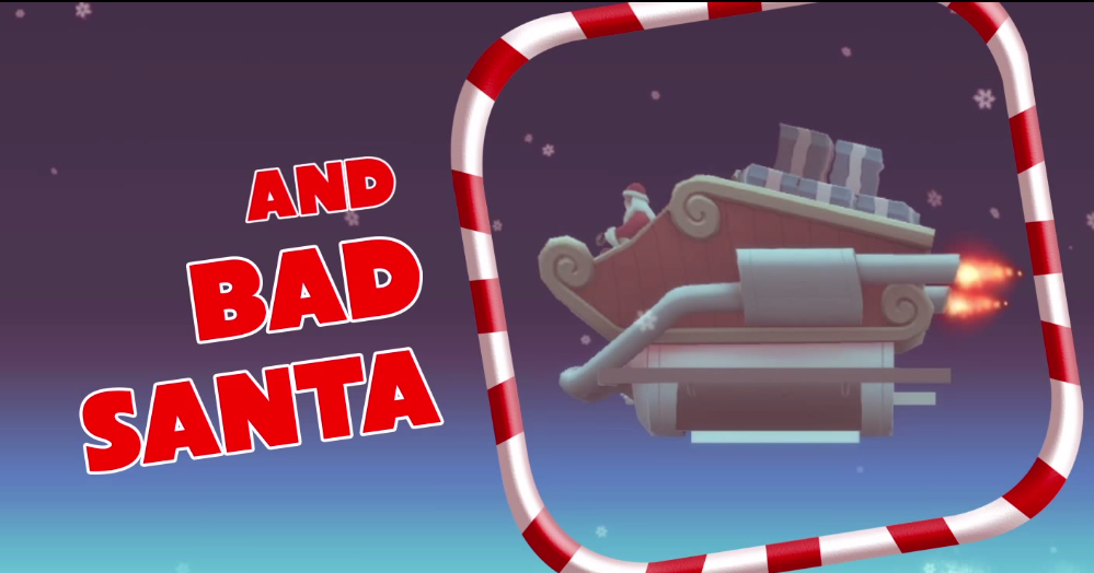 Bad Santa (2014)