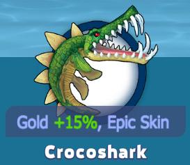 Crocoshark