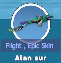 Alan sur