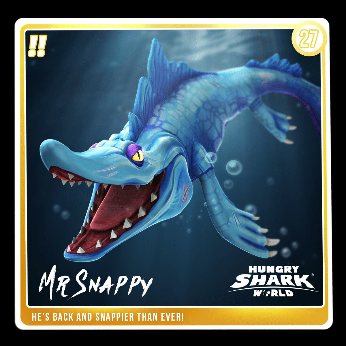 Mr. Snappy (HSW)