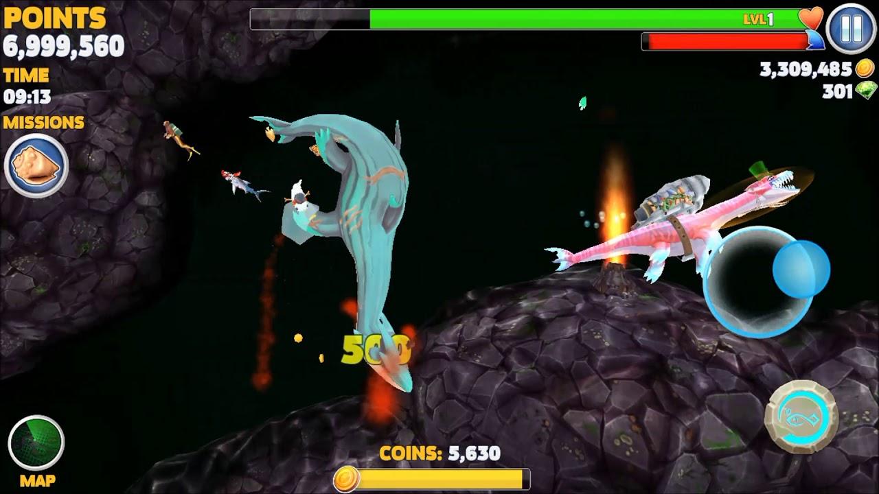 Enemy Nessie (Plesiosaur)
