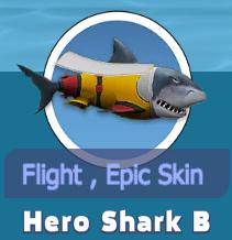 Hero Shark B