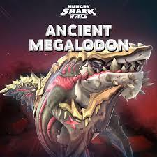 Ancient Megalodon