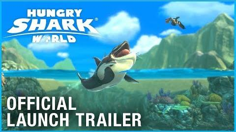 Hungry Shark World Launch Trailer Ubisoft NA
