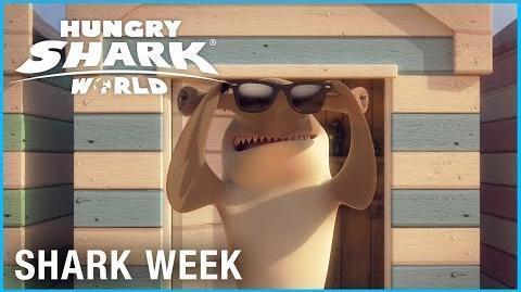 Hungry Shark World Sunglasses Shark Week Ubisoft NA