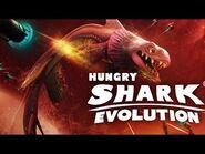 Hungry Shark Evolution - Alan, Destroyer of Worlds