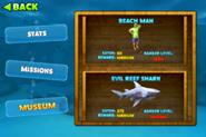 Hungry Shark Evolultion Hotline/Enemy Mako?