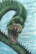 Razortooth by limpetfish