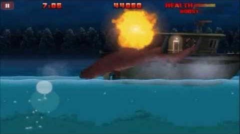 Hungry Shark Night Gameplay