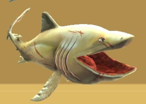Evil Basking Shark
