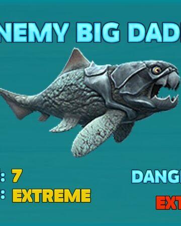 Enemy Big Daddy Hungry Shark Wiki Fandom