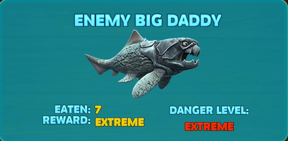 Enemy Big Daddy