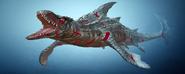 Enemy dinoshark