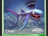 Spike (Stethacanthus)