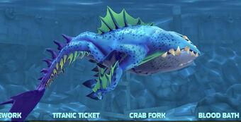 Abysshark Shark From The Depths Hungry Shark Wiki Fandom
