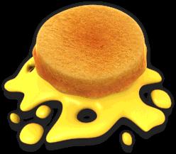Custard Pie Hat