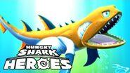 CLIMATIUS UNLOCKED!!! (HUNGRY SHARK HEREOS)