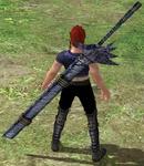 Blue Dragon Sabre