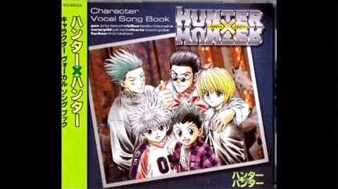 HUNTER X HUNTER (1999) Buku Lagu Vokal Watak Bhg 6 - Malaikat Jahat (Killua Zoldyck)