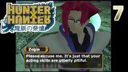 PS2 Hunter x Hunter Altar of Dragon Part 7 (English Sub)