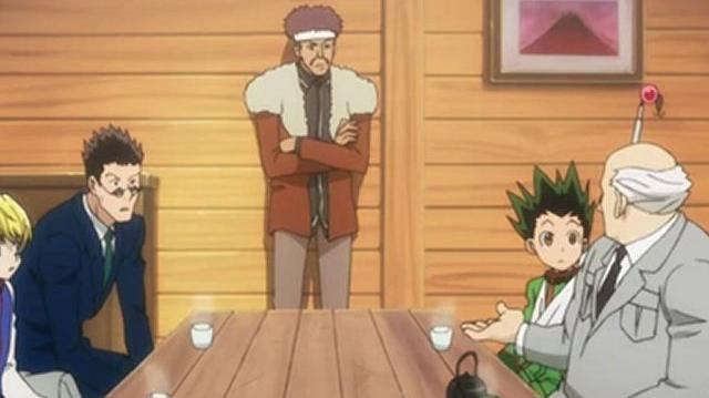 Hunter × Hunter (2011) épisode 26