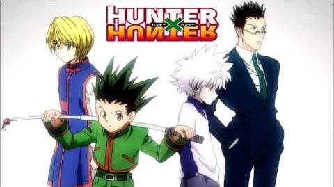 Hunter x Hunter 2011 Ed 1 - Just Awake (mp3)
