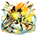 Gon - Indomitable Fighting Spirit