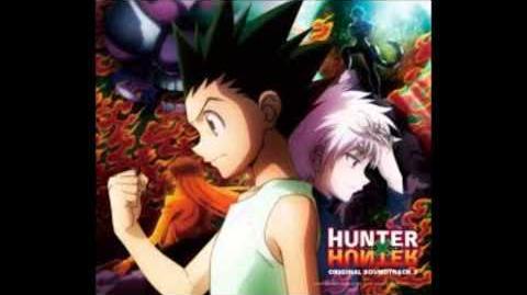 Hunter x Hunter 2011 OST 3 - 6 - Elegy Of The Dynast