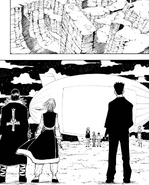 Chap 118 - The two groups meeting for the hostage exchange