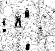 Chap 117 - Phinks refusing to agree to the hostage exchange