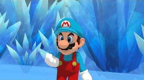 【MMD】 Let it Go! - Mario