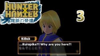 PS2_Hunter_x_Hunter_Altar_of_Dragon_Part_3_(English_Sub)