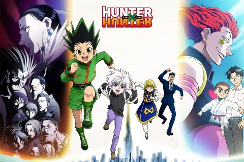 Wiki Hunter x Hunter
