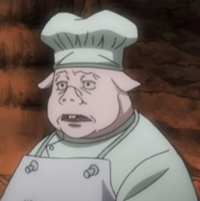 Kimera Ant Cochon