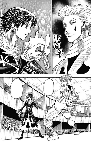 Chapter 352 - Troublesome
