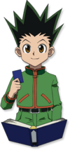 Gon holding G.I card.png